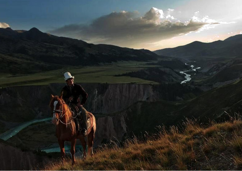 Horseback riding in Kyrgyzstan 14 days<br>