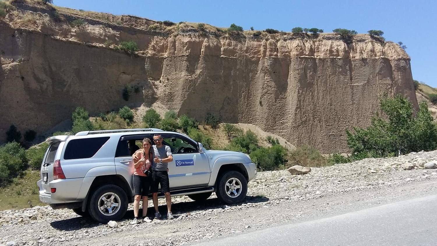 4x4 self-drive adventures Tian Shan