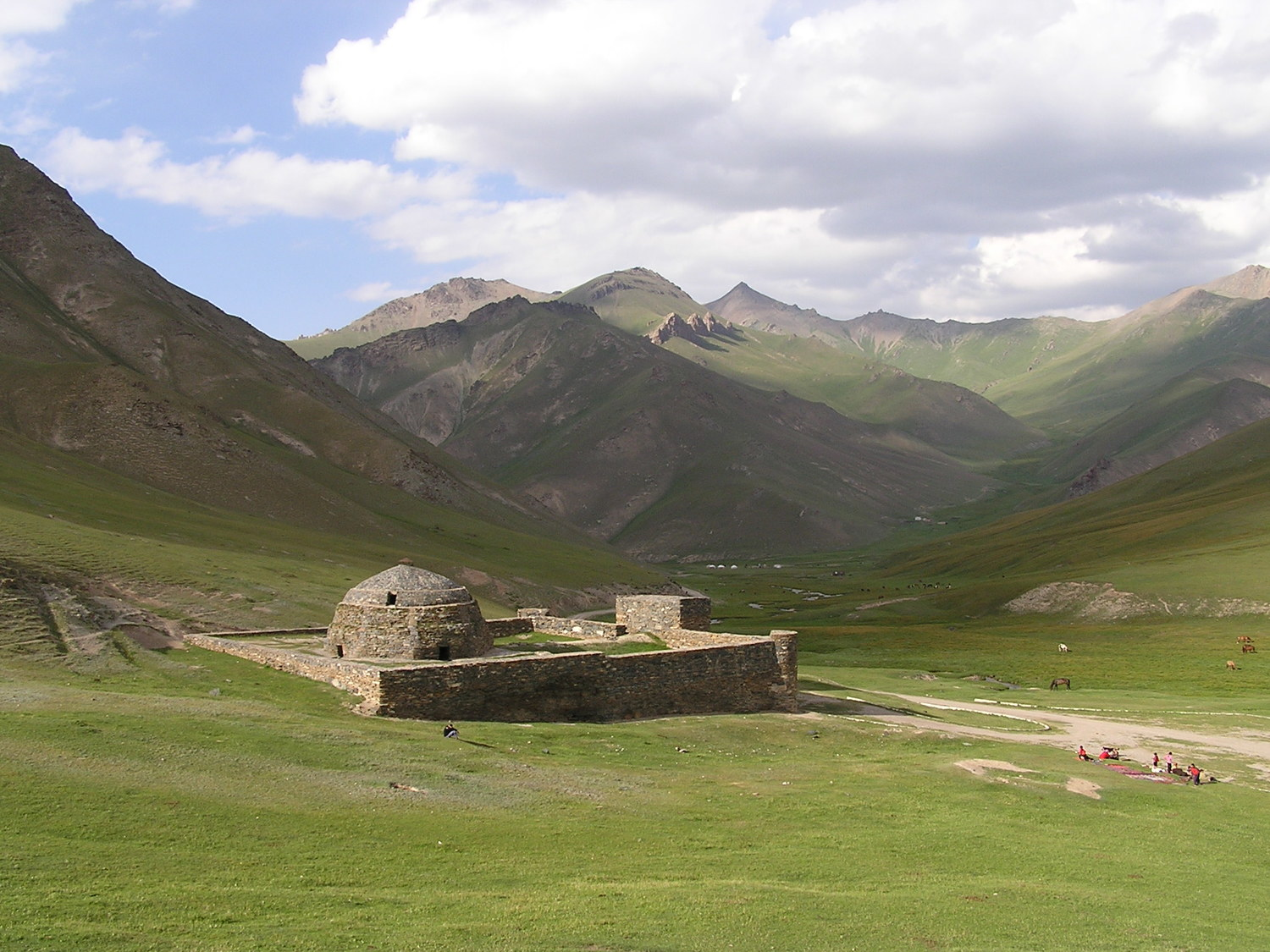 Travel Kyrgyzstan 2 – 13 days<br>